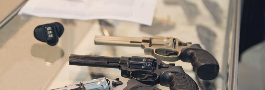 procurer une arme de défense